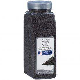 McCormick Whole Dutch Poppy Seeds - 20 oz