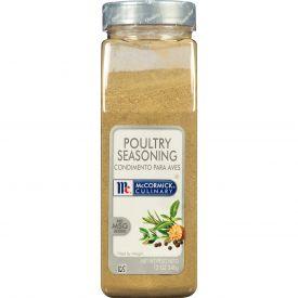 McCormick Poultry Seasoning - 12 oz