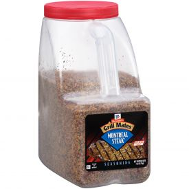 McCormick Grill Mates Montreal Steak Seasoning, 7 lb