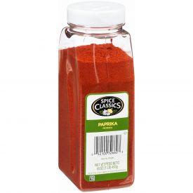 Spice Classics Paprika - 1lb