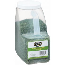 Spice Classics Parsley Flakes - 10oz