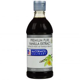 McCormick Vanilla Extracts - 16 oz