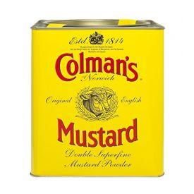 Colman's Dry Mustard Powder 2kg.