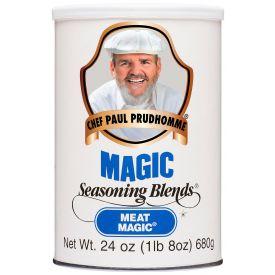 Meat Magic Seasoning - 24 oz