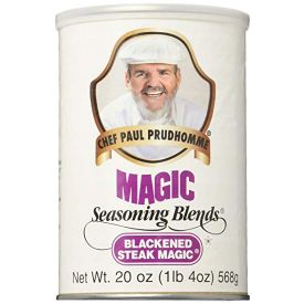 Blackened Steak Magic Seasoning - 20 oz