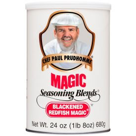 Magic Seasoning, Blackened Redfish Magic - 24 oz