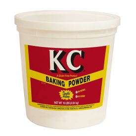 KC Gluten Free Baking Powder 10lb.