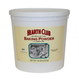 Hearth Club Baking Powder 10lb.