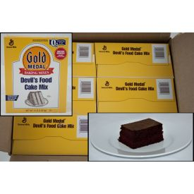 Gold Medal Devil's Food Cake Mix 5lb.