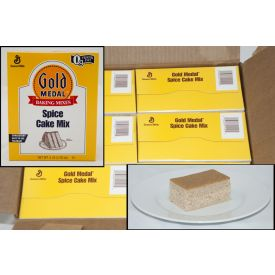 Gold Medal Spice Cake Mix 5lb.