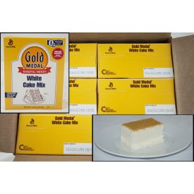 Gold Medal White Cake Mix 5lb.