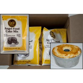 Gold Medal Angel Food Cake Mix 16oz.