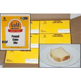 Gold Medal Pound Cake Mix 5lb.
