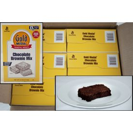 Gold Medal Chocolate Brownie Mix 6lb.