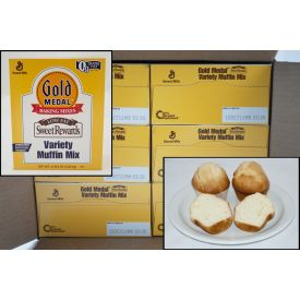 Gold Medal Sweet Rewards Muffin Mix 4.5lb.