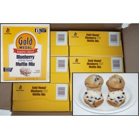 Gold Medal Blueberry Muffin Mix 4.875lb.