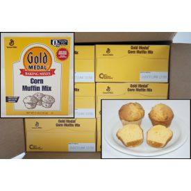 Gold Medal Corn Muffin Mix 5lb.