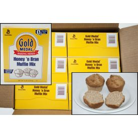 Gold Medal Honey 'N Bran Muffin Mix 5lb.