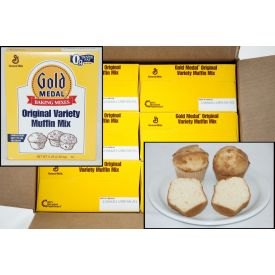 Gold Medal Original Variety Muffin Mix 5lb.