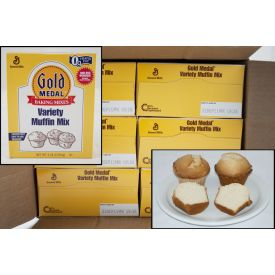 Gold Medal® Variety Muffin Mix 5lb.