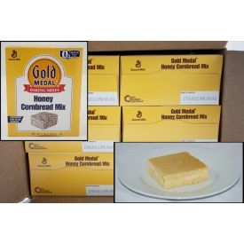 Gold Medal Honey Cornbread Mix 5lb.