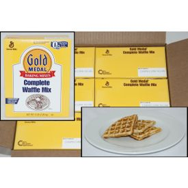 Gold Medal Complete Waffle Mix 5lb.