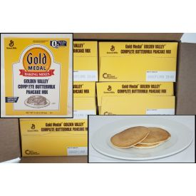 Gold Medal Golden Valley Complete Buttermilk Pancake Mix 5lb.