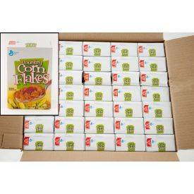 General Mills Country Corn Flakes Single Serve Packs 0.687oz.