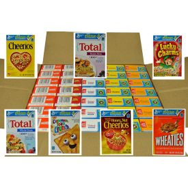 General Mills Assorted Single Pack 0.85oz. Shipping 02/11/2019