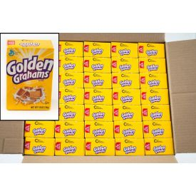 General Mills Golden Grahams Cereal Single Serve Packs 0.875oz.