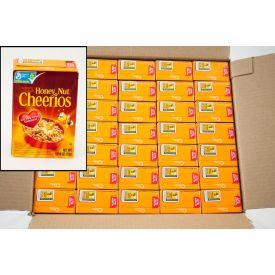 General Mills Honey Nut Cheerios Cereal Single Serve Packs 0.81oz.