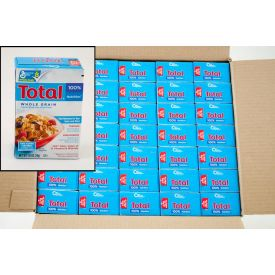 General Mills Total Whole Grain Cereal Single Serve Packs .875oz.