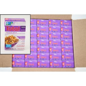 General Mills Total Raisin Bran Single Serve Packs 1.19oz.