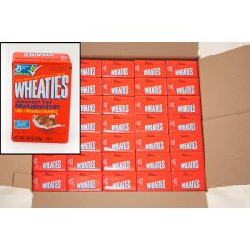 General Mills Wheaties Cereal Single Serve Packs .875oz.