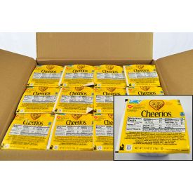 General Mills Cheerios Cereal Bowls 0.688oz.
