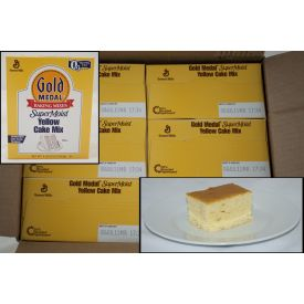 Gold Medal SuperMoist® Yellow Cake Mix 4.5lb.
