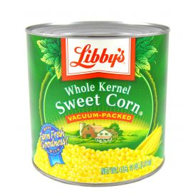 Libby's Whole Kernel Sweet Corn - 75oz