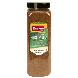 Durkee Mesquite Herb Fajita Seasoning - 22oz