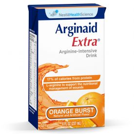 Nestle Arginaid Extra Wound Care - Liquid 8oz.
