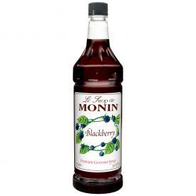 Monin Blackberry Syrup - 33.8 oz
