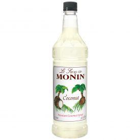 Monin Coconut Flavored Syrup - 33.8oz