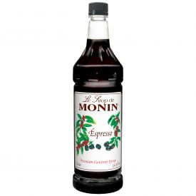 Monin Espresso Syrup - 33.8oz