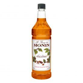 Monin Hazelnut Syrup - 33.8oz