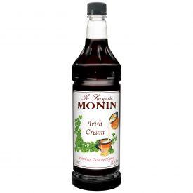 Monin Irish Cream Syrup - 33.8oz