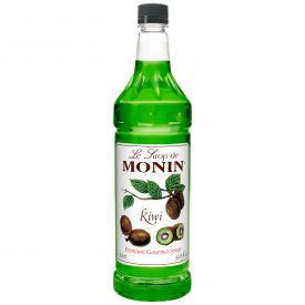 Monin Kiwi Syrup - 33.8oz