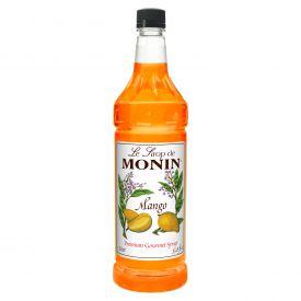 Monin Mango Syrup - 33.8oz