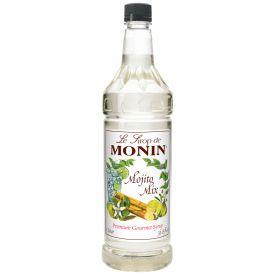 Monin Mojito Mix Syrup - 33.8oz.