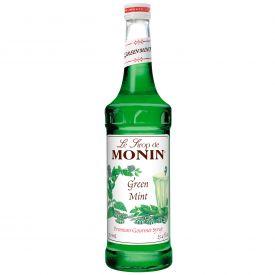 Monin Green Mint Syrup - 25.4oz