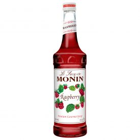 Monin Raspberry Syrup - 25.4oz