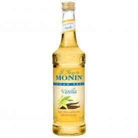 Monin Sugar Free Vanilla Syrup - 25.4oz